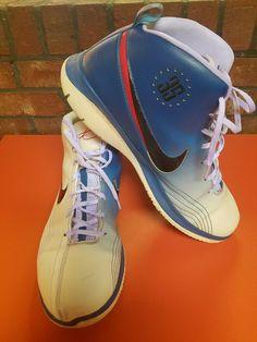 18f20d693ec8 Nike KD 1 OKC HOME Sz 13 KEVIN DURANT