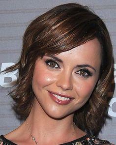 Christina Ricci short hair | Tags : christina ricci cheveux style christina ricci