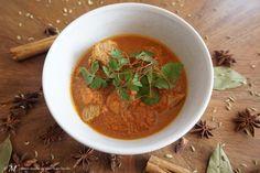 Chettinad Lamm-Curry