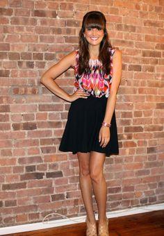 *TICKLED PINK* #ootd @T.J.Maxx @Urban Outfitters @Dani W @lia sophia http://lexwhatwear.com/tickledpink/