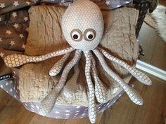 Octopus knuffel