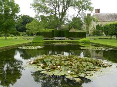 Bateman's garden East Sussex