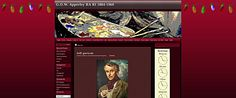 New look for Christmas! apperley-art.com and don't miss the Spanish version elartedeapperley.wordpress.com
