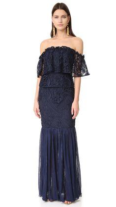 1f12a82e9711 Shop Talulah Like You Flounce Gown at Modalist Melissa Odabash