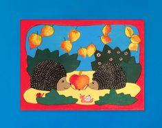 Handgefertigtes Holz-Puzzle mit wunderschönem Motiv für Kinder. Perfekte Geschnksidee für Kinder Kids Rugs, Home Decor, Gifts, Kids, Nice Asses, Decoration Home, Kid Friendly Rugs, Room Decor, Home Interior Design