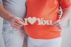 Портфолио. Фотосессия беременности