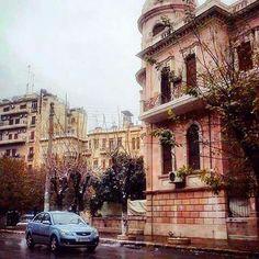 Damascus, Syria, Nostalgia, Street View, Architecture, Beautiful, Home, Arquitetura, Damask