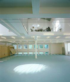 Sjakket Community Building by JDS Architects + BIG - Bjarke Ingels Group