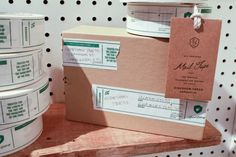 Oh So Beautiful Paper: National Stationery Show 2013, Part 2