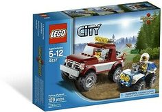 Lego City 4437 Police Pursuit for sale online Lego Structures, Black Pearl Ship, Hogwarts Great Hall, Lego City Police, Lego Super Heroes, Lego Sets, Fire Trucks, Lego Star Wars, Legos