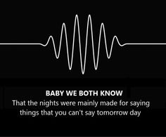 Arctic Monkeys- Do I Wanna Know❤