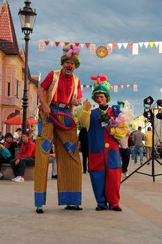 Clowns Photo by Ante Gugo -- National Geographic Your Shot