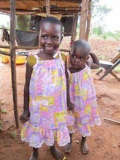 Dress a Girl Around the World - service project idea