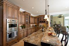 tiny Custom Kitchen Cabinets