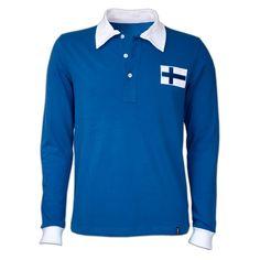 Finland football shirt 1955