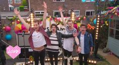 The Vamps are all kinds of adorable as they do something super special for a young carer on Surprise Surprise - Sugarscape.com