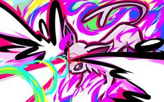 Jolteon used Shock Wave! And with that, I've finished all the Eeveelutions to date! Here's the shiny version. And you can be sure of Sylveon once X and Y are out. Enjoy! This one took about an hour...