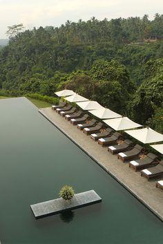 Boutique Hotel Alila Ubud, Ubud, Indonesia.