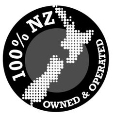 Logo Design NZ blog » Icons for 100% Kiwi Owned and Operated Symbol