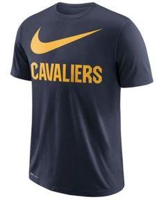 75cdc9464c7 Nike Men s Cleveland Cavaliers Swoosh Legend Team T-Shirt - Blue XXL Sports  Fan Shop