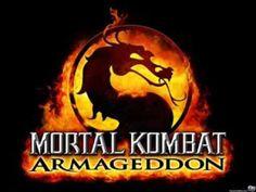 Mortal Kombat: Armageddon poster, t-shirt, mouse pad Armageddon Movie, Martial, Mortal Kombat Games, Space Music, Video Game Music, Fighting Games, Theme Song, Online Games, Superhero Logos