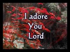 I Adore You - Brooklyn Tabernacle Choir- Worship Video w/lyrics    More LDS Gems at:  www.MormonLink.com