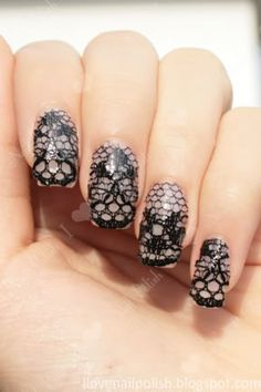 Lacey lacey nails - subtle sexy touhc