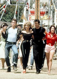 grease is the word.