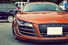 I love it !!!! Orange R8