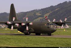 Österreichische Luftstreitkräfte (Austrian Air Force) Lockheed C-130K Hercules - 8T-CA