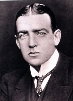 Ernest Shackleton,  February 15, 1874 - January 5, 1922, was born in County Kildare, Ireland on 15 February 1874, his family originally coming from Yorkshire, England.  Shackleton was initiated into Navy Lodge No. 2612 (United Grand Lodge of England) on 9 July 1901. His advancement was notably slow. Almost immediately after his initiation Shackleton joined Captain Scott's expedition to Antarctica that aimed to be the first to reach the South Pole. Initiated: July 9, 1901 Navy Lodge No. 2612.