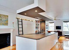 moderne keukens met kookeiland - Google zoeken