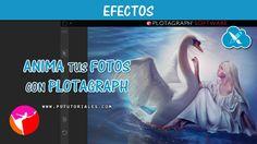 Hacer fotos con movimiento - Plotagraph