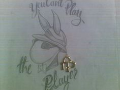 You jst can't play the plyer by F.Phaladi