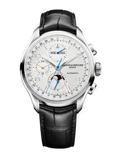 Baume & Mercier – Clifton Chronograph Kompletter Kalender