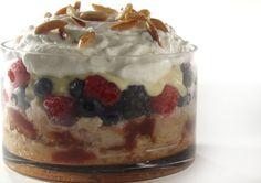 Scottish Trifle (Tipsy Laird)