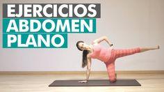Súper rutina de abdominales. Os presento aquí una rutina para trabajar la faja abdominal completa: abdomen, oblicuos por los lados, y la musculatura de la espalda. Son siete ejercicios para abdomen, ejercicios para oblicuos y, por último, ejercicios para la espalda.