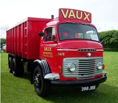 1959 Commer Lorry with Two-Stroke Three Cylinder Diesel Engine