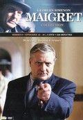 DVD: Commissaris Maigret lost vele duistere moordzaken op tegen de achtergrond van Parijs in de jaren vijftig van de 20e eeuw