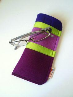 Funda de gafas / Tuttifieltro - Artesanio