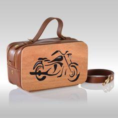 Mini Bag Moto Natural by Francesca Torsi