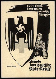 DRK propaganda poster