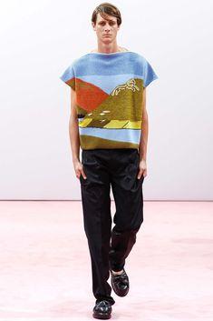J.W.Anderson Spring 2015 Menswear Fashion Show