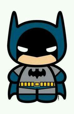 Chibi batman ♥