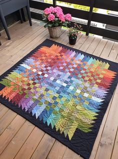 Would the box of Craftsy material work with this? Patchwork Quilt Patterns, Batik Quilts, Modern Quilt Patterns, Scrappy Quilts, Mini Quilts, Bright Quilts, Colorful Quilts, Small Quilts, Christmas Quilting Projects