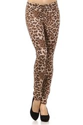 !                         !                           1   Pin Up Clothing Pants: Leopard Pin Up Pants