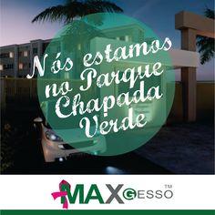 """Nosso gesso está sendo utilizado na obra """"Parque Chapada Verde"""", em Várzea Grande, MT.  Melhor gesso, nas melhores obras! Veja: http://www.mrv.com.br/imoveis/apartamentos/matogrosso/varzeagrande/pontenova/parquechapadaverde"""