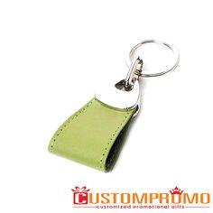 Schlüsselanhänger Leder mit Ihrem Firmen Logo 14040403