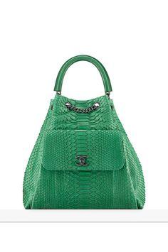 Exotics - Bags & Handbags - CHANEL