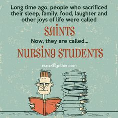 Starting nursing school, just graduated, or going back to it? Whatever your status, you can surely relate to these 7 quotes.